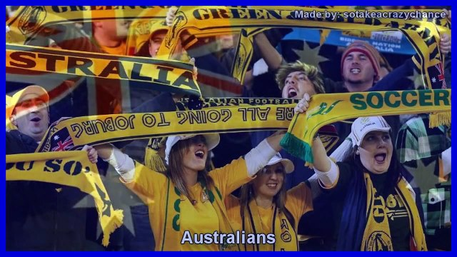 Advance Australia Fair - Australian National Anthem