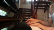 How To Play - Minecraft Theme Song On Piano -