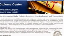 online  fake college transcripts certificates degrees & novelty diplomas
