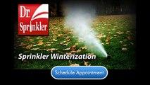 We winterize sprinklers! Dr. Sprinkler Repair, Cedar City, UT – (435) 633-6402