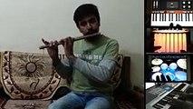 Tu Hai Ki Nahi Roy Cover Instrumental  Bansuri Flute Keyboard _ iPad Garage Band _