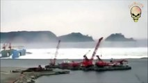 Ghosts Caught on tape During Japan Tsunami? 2014 HD, Rare Ghost clip from Japan Tsunami