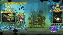 Rayman Legends - 20,000 Lums Under The Sea - Elevator Ambush - Invaded