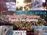 Al Jazeera 101 East (Part III) Bersih  Protest - 10 Nov 07