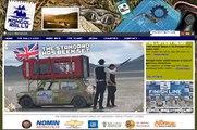 Team Desert Taxi - Mongol Rally