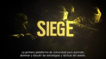 Tom Clancy s Rainbow Six Siege – El arte del Asedio Trailer [ES]