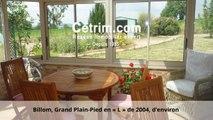 A vendre - maison - BILLOM (63160) - 8 pièces - 170m²