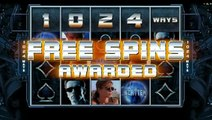 Free spins bonus preview Terminator 2 online slot machine game.