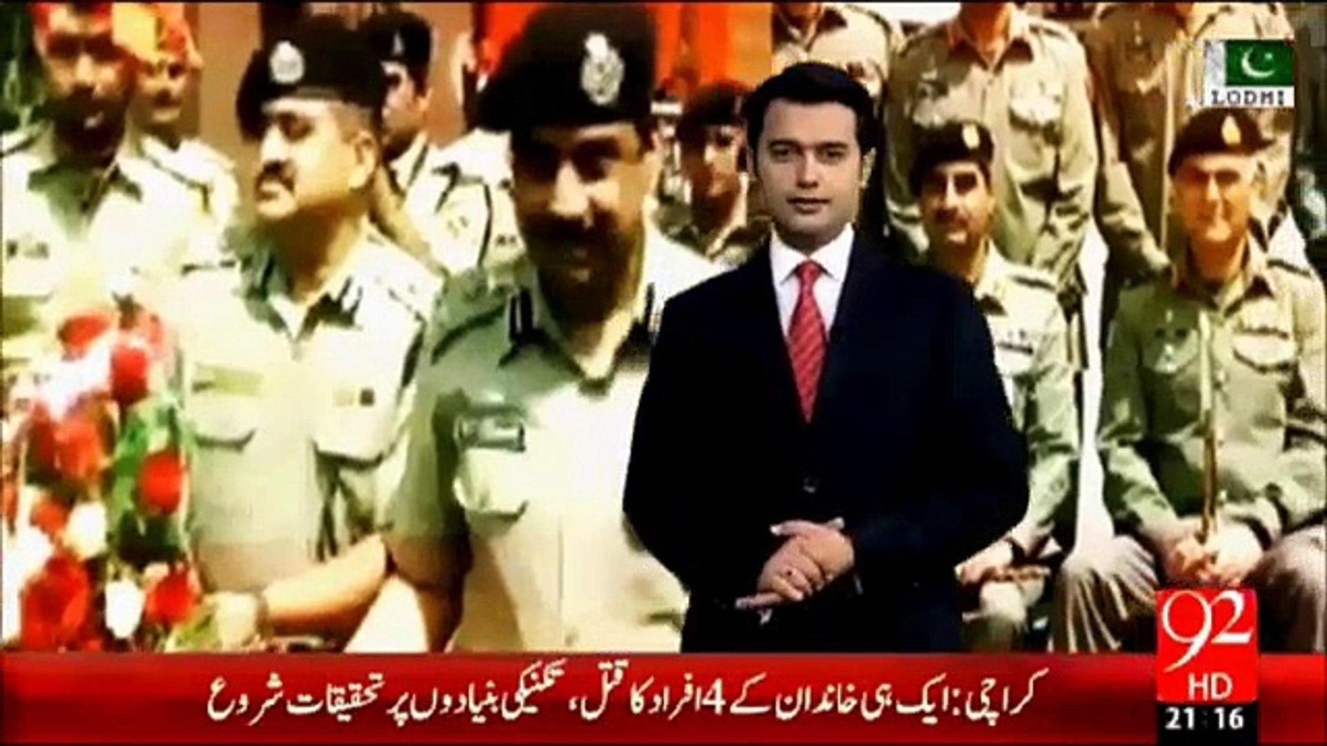 Stupid & Liar Indian Media Venom Spitting As Pakistan, India Border Chiefs Discuss Border &