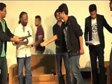 FUNNY! Nawazuddin Siddiqui GETS Naughty During 'Manjhi The Mountain Man' Film Promotions