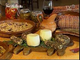 Roccamonfina su Borghi D'Italia - TV2000