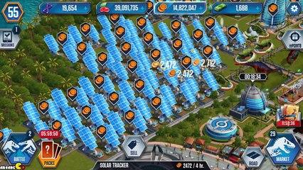 Live Arena Challenge Max Hybird Indominus Rex Legendary Pack - Jurassic World The Game!