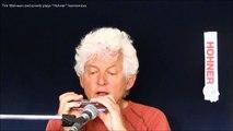 Tims Tiny Tunes #149: Cm7, Swing, level 1, beginner, Play-along lessons | Jazz harmonica licks