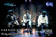 [ENG SUB] Because I Love You (사랑하기때문에) - Sungmin, Ryeowook, Yesung