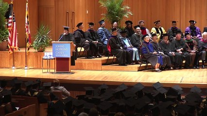 Johns Hopkins Carey Business School Graduation 2012 Highlights