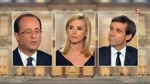 Débat Nicolas Sarkozy contre François Hollande [Partie 3] - La dette et le deficit