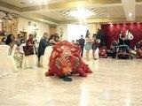 "Danza del Leon - Grupo Leon Beneficencia China - ""Leon y la  Serpiente"""