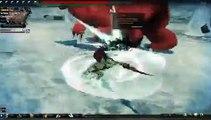 Vindictus - [Spear Lann]  White Tyrant Challenge