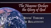The Rives Theory of Relativity - David Rives