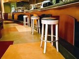 Stained Concrete Floors—Ideas for Concrete Stains