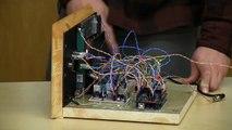 Nixie Tube Alarm Clock Mechatronics Project