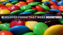 10 Beloved Foods That Were Discontinued