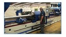 TIBO BTA Tiefbohrmaschine B160-4000, BTA/STS-deep hole drilling machine B160-4000