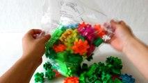 Gears! Gears! Gears! Build&Bloom Building Set (기어스 기어스 기어스 빌드&블룸) Blumengarten - Bauset игрушка Toy