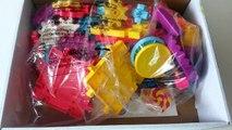 Gears! Gears! Gears! Sweet Shop Building Set (기어스 기어스 기어스 스위트 숍) 캔디&컵케이크 톱니바퀴 장난감 игрушка, 玩具, おもちゃ