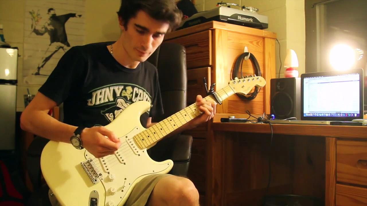 Pvris – St. Patrick (Guitar Cover w/ Tabs)