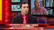 La Cacería de Castro contra Tania Bruguera, Yoani Sánchez y Antonio Rodiles