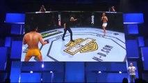 E3 2014 - EA Sports UFC E3 Gameplay Demo - Bruce Lee [PS4|Xbox One] HD