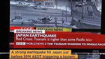 Tsunami Caught On Camera | Tsunami In Japan 2011 Full Videos | Tsunami 2004 #10