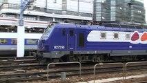 Gare Montparnasse TGV Atlantique depart