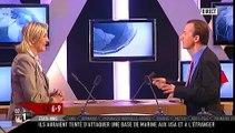 Marine Le Pen Interview politique Christophe Barbier