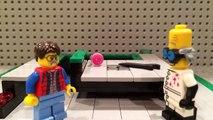 Lego Minifigures series 14 stop motion