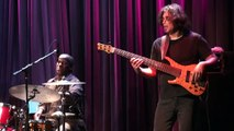 Jeff Lorber Fusion feat. Jimmy Haslip, Bass solo on Dr.Moy