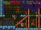 Super Castlevania IV - Stage IV - Rotating Room, Spinning Room & The Mountain