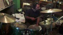 Sunflower - Claudio Contri drums, electric guitar, bass synth