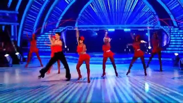 Pasha's Welcome Dance - Strictly Come Dancing 2011 (Launch Show)
