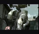 "MGS4: Guns Of The Patriots. Raiden Vs Vamp ""CHATEAU"" mix"