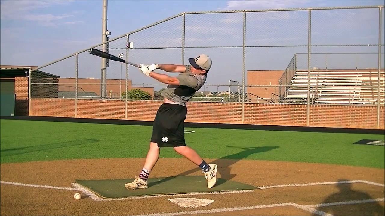 ReedSaenz College Baseball Recruiting Video 8 2015