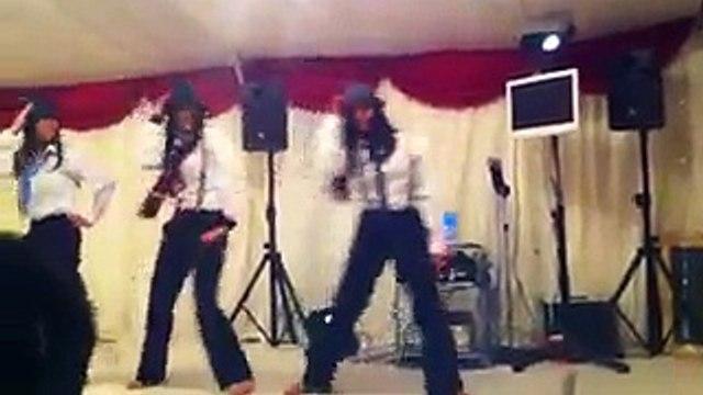Shocking Videos: Vulgar Dance Of Girls At Sargadhoda University Annual Party