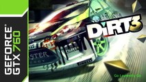 DIRT 3 / Gameplay / Full HD / 1080p / FPS / MSI GTX 760 / Part 2