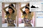 Photoshop: Trabajar a 8 bits o 16 bits; mejor 16 bits.