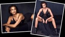 Irina Shayk SIZZLES In Sexy Photoshoot