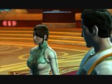 SWTOR: A Girl in Every Port (Smuggler Romance on Alderaan) *spoilers*