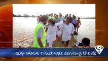 SAHARA For Life Trust (SFLT) : work in flood affected areas