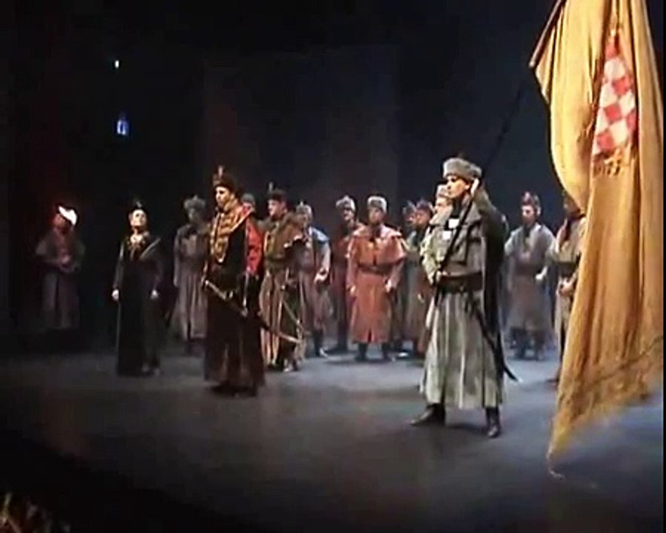 Sasa Jakelic - Nikola Subic Zrinjski - finale U boj