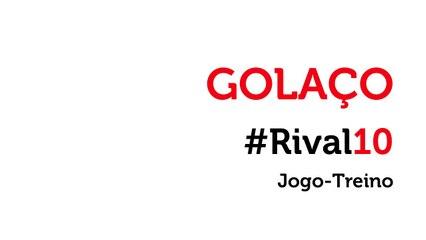 Mais um golaço de Rivaldo! - São Paulo FC